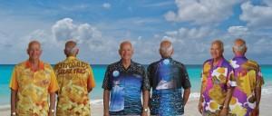 Happy Island & Happy Work Wear - Promotional Guest & Server Shirts