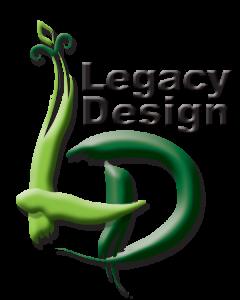 Legacy Design - Corporate Logo - Web 2